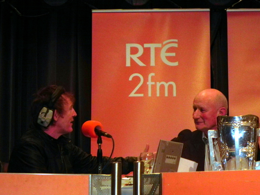 Hector interviews Brian Cody