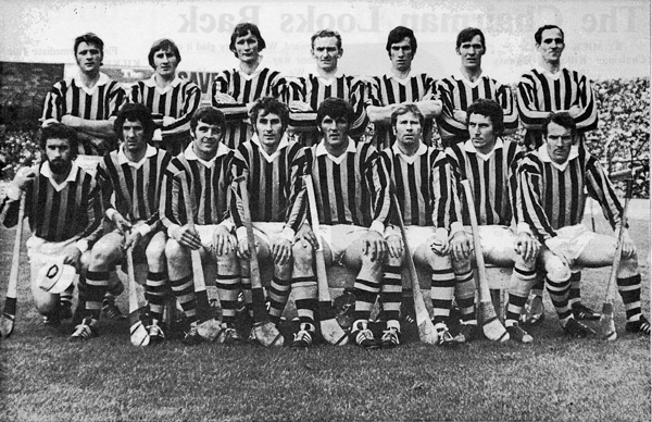 Kilkenny Senior Hurling Team 1973