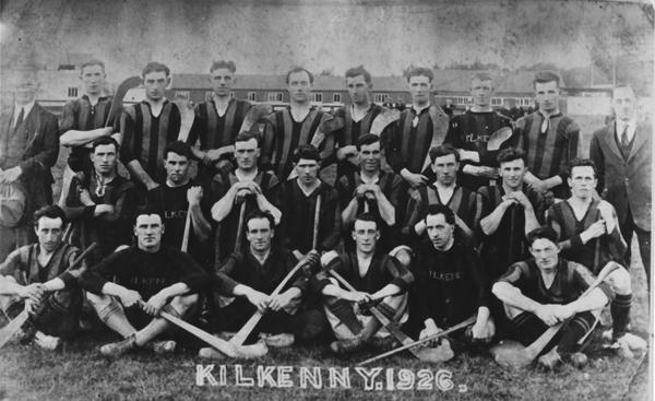 Kilkenny Senior Hurling Team 1926