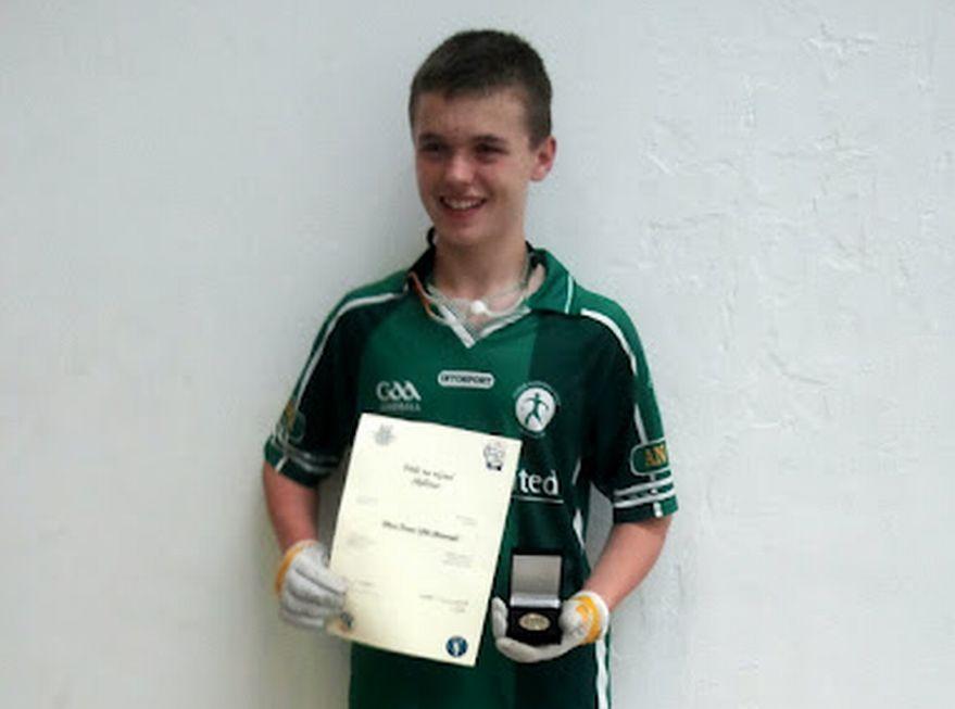 Clogh 60x30 All Ireland Skills Champion