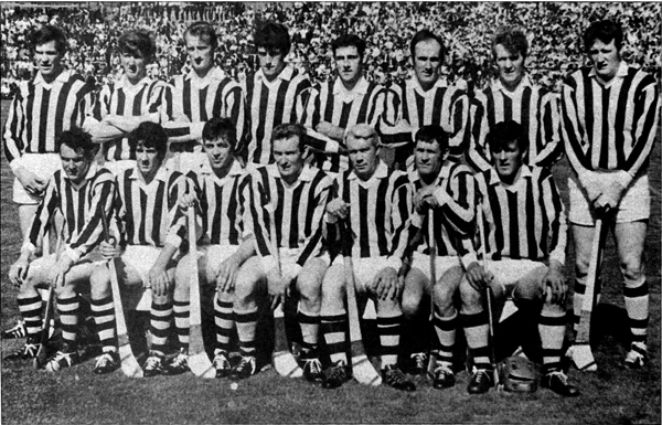 Kilkenny Senior Hurling Team 1971.