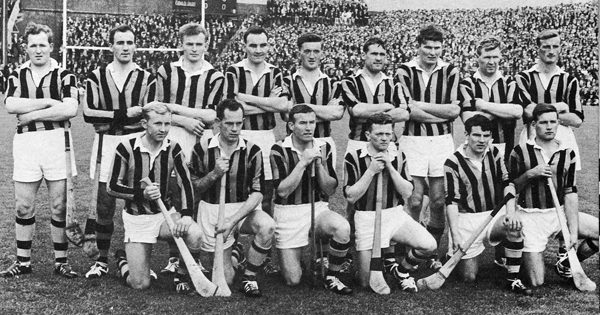 Kilkenny Senior Hurling Team 1964.