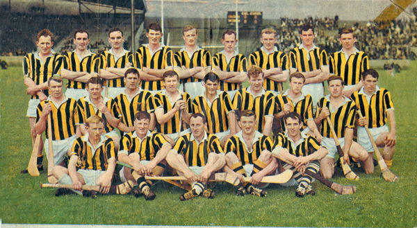 Kilkenny Senior Hurling Team 1966.