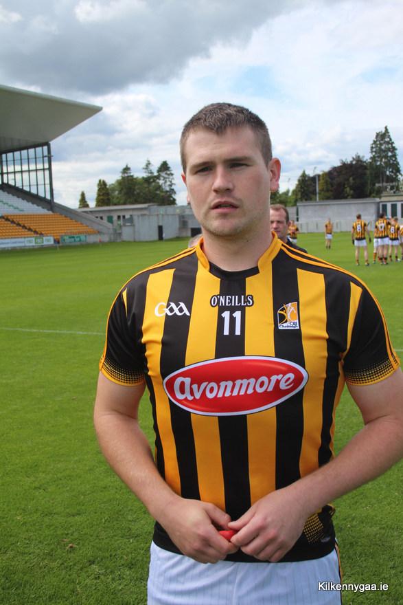 Kilkenny Captain Caleb Roche