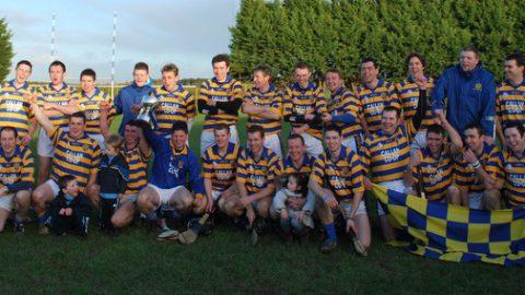 John Lockes take Leinster Junior Title in Style