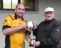 Conahy Shamrocks capture Joe Walsh Cup