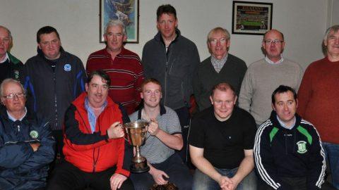 South Junior Hurlers Regain Jim Farrell  Memorial Challenge Cup