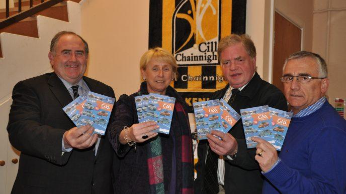 Kilkenny GAA Hurlers Co-Op Draw 2011