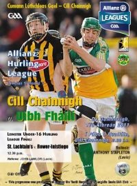 Crucial Allianz Hurling League tie with Offaly in the Park at 2.30 on Sunday