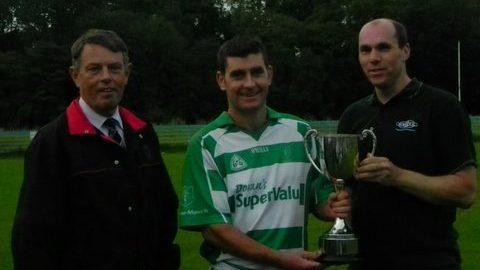 Graiguenamanagh defeat St. Lachtains in Joe Walsh Final