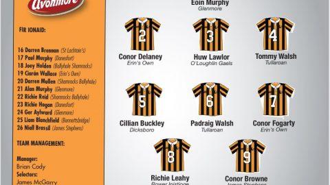 Kilkenny Team Vs Galway