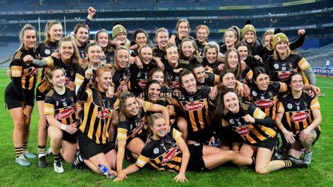 Kilkenny Camogie – All-Ireland Victory