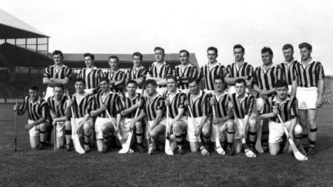 Kilkenny Senior Hurling Team beaten by Waterford in the 1959 replay..