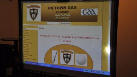 Piltown Website Launch