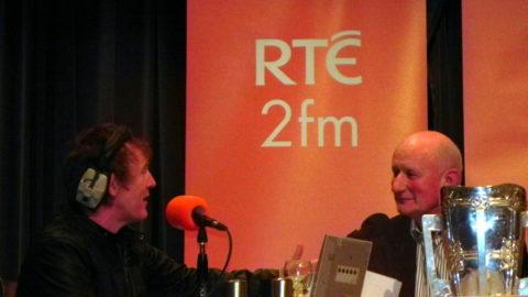 Hector interviews Brian Cody