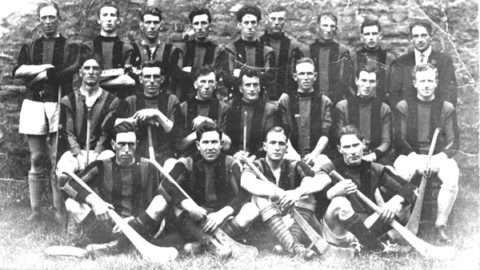 Kilkenny Senior Hurling Team 1931 - the year of the two replays.