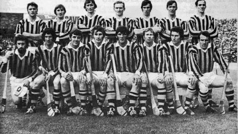 Kilkenny Senior Hurling Team 1973