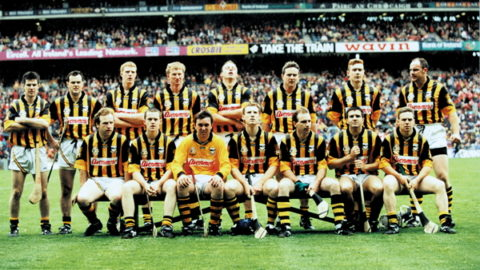 Kilkenny Senior Hurling Team 1999.