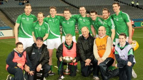 Inter-Provincial Hurling Final 2014 – Leinster v Connacht