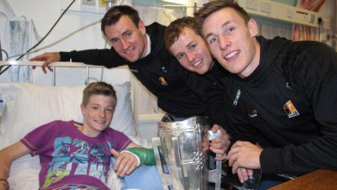 All Ireland Final – Children's Hospital