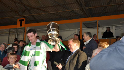 St Canice's Credit Union Senior Final 2010 – O'Loughlin Gaels v Carrickshock