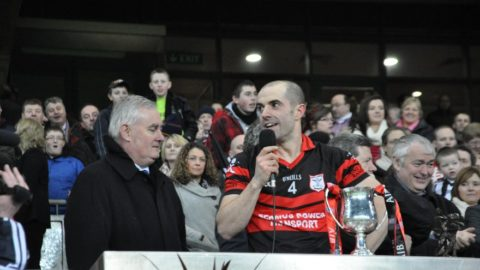 All Ireland Intermediate Club Championship 2012 – Mt Leinster Rangers v Middletown