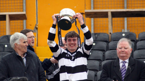 All Ireland Colleges Final 2014 – St Kieran's College v Kilkenny CBS