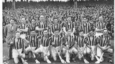 Kilkenny Senior Hurling Team 1950.