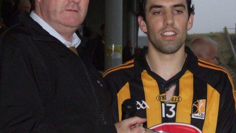 Leinster Intermediate Hurling Final 2012 – Kilkenny v Wexford