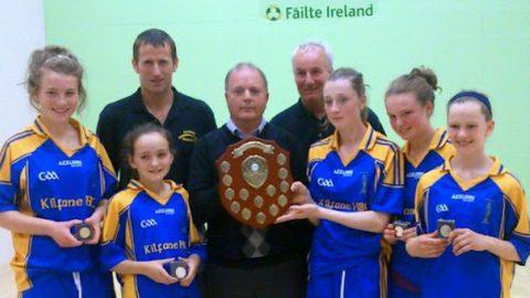 Kilfane All Ireland Féile Champions