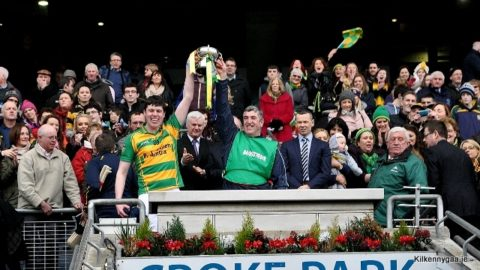 All Ireland Intermediate Club Final – Bennettsbridge v Abbeyknockmoy