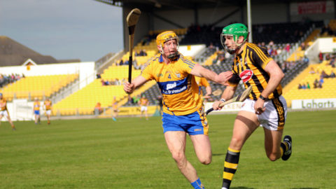 Kilkenny team to take on Clare this Saturday named