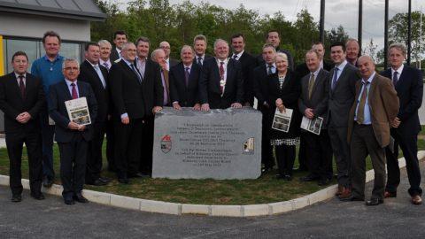 Dunmore Training Centre Dedication