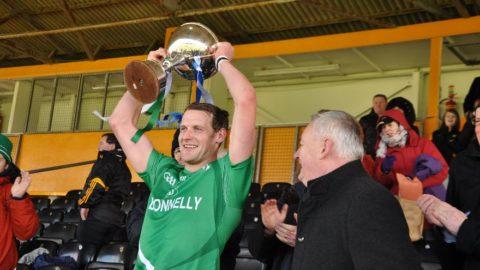 Interprovincial Hurling Final 2012 – Leinster v Connacht