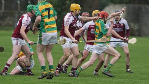 All Ireland Club Junior Semi-Final – Bennettsbridge v Annaghdown
