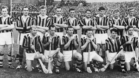 Kilkenny Senior Hurling Team 1964.