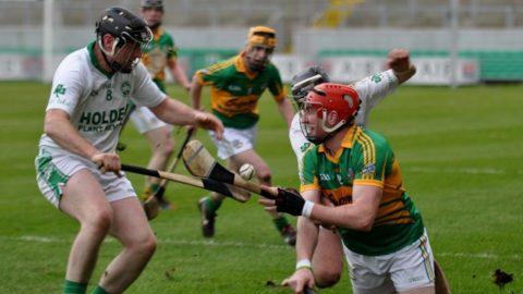 All Ireland Club Senior Semi-Final – Ballyhale v Gort