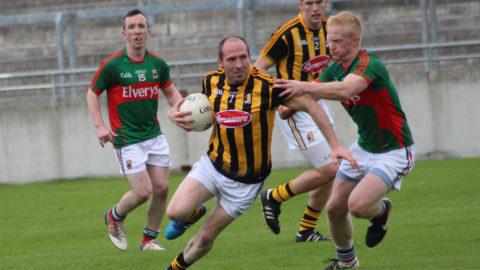 All Ireland Junior Football Semi-Final Kilkenny v Mayo