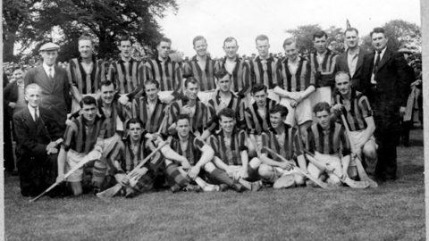 Kilkenny SH Team, Birr, 1945