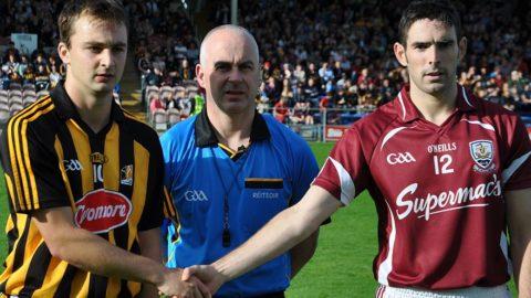 BGE All Ireland U21 Semi-Final 2012 – Kilkenny v Galway