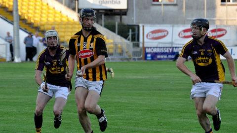 Leinster Intermediate Final – Kilkenny v Wexford