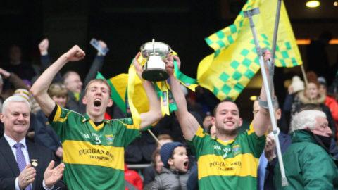 All Ireland  Club Junior Final – Glenmore v Eoghan Rua