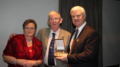 Mac Namee Award – Martin Rowe