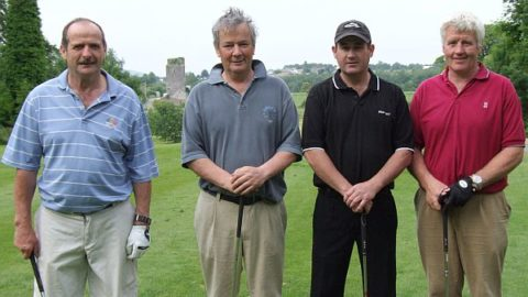 Supporters Club Golf Classic Gowran 2009