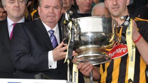Allianz National League Final 2012 – Kilkenny v Tipperary