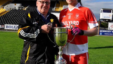 County Football Final 2014 – Railyard v Muckalee