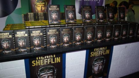 Henry Shefflin Book Launch