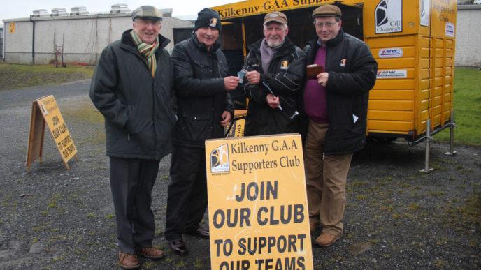 Kilkenny Supporters Club 2021