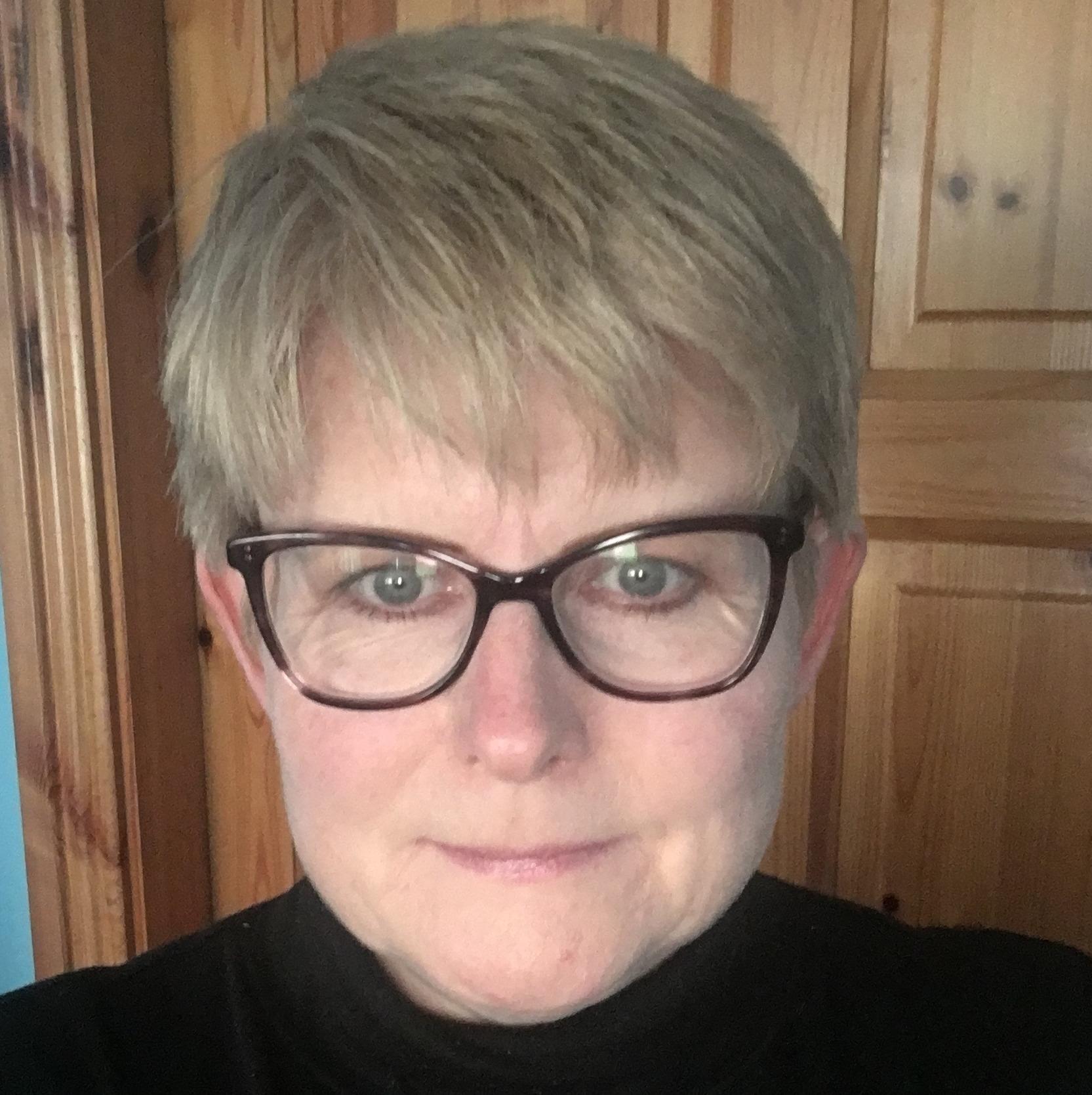 Mary Morgan - Committee Member