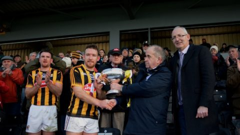 Walsh Cup 2017 – Final – Kilkenny v Galway